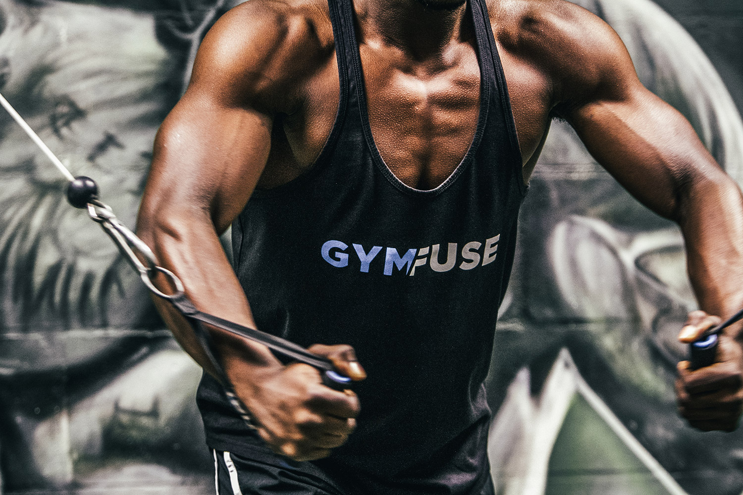 GymFuse Red Stringer