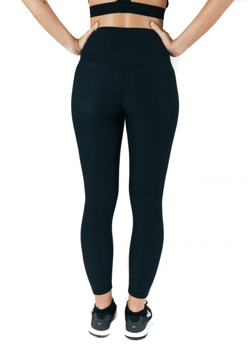 Women's Opti-Fit leggings rear