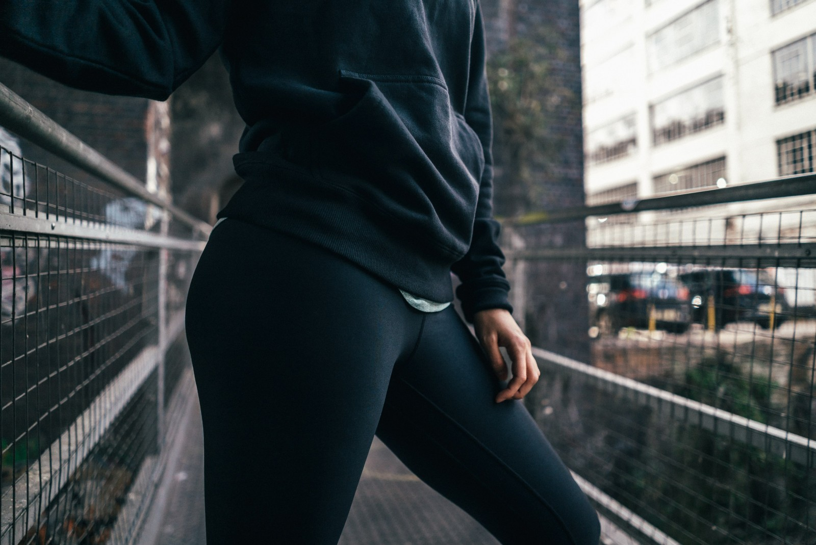 Opti-fit leggings lifestyle