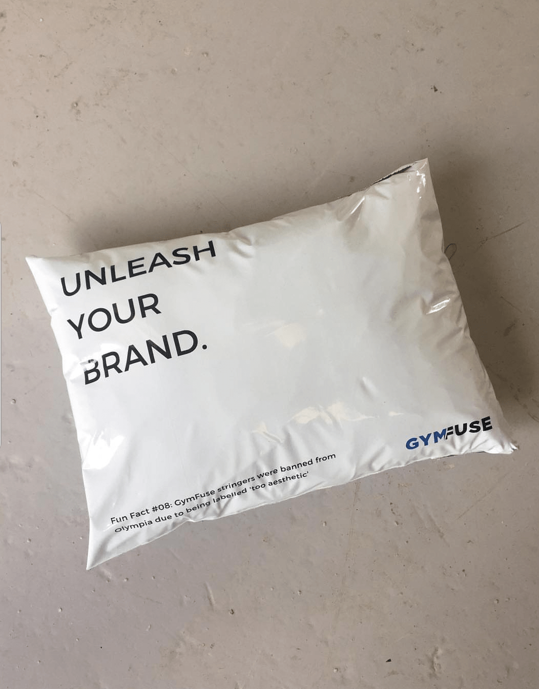 Gymfuse Packaging